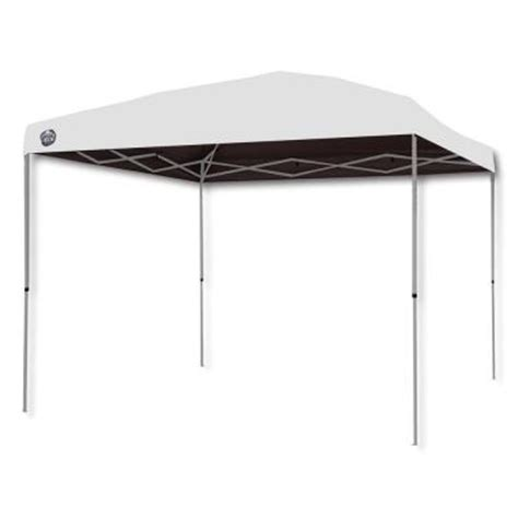 shade tech canopy shade tech 8 ft x 8 ft white leg instant canopy