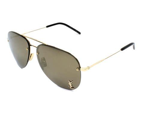 Yves Saint Laurent Sunglasses Classic-11-m 004 Gold