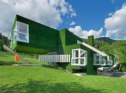 Bright Green House Bright Green Colors Do Definitely Represent The Very Green Fields Of