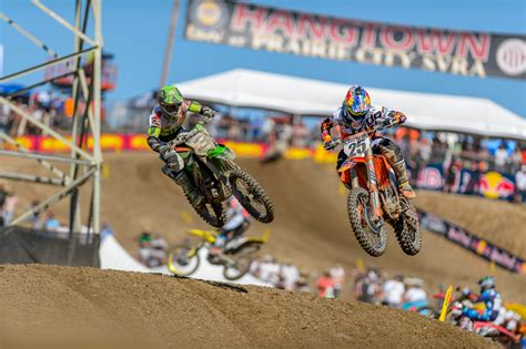 motocross race 2017 hangtown mx race report transworld motocross