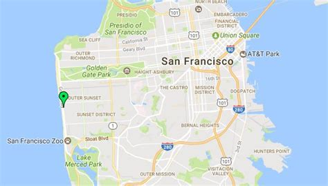 pge map listed  sf resident  power