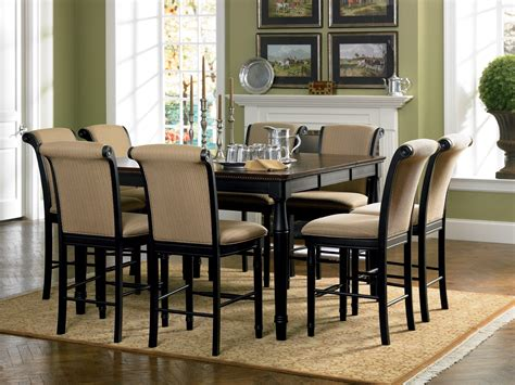 9 dining room table coaster fine furniture 101828 101829 cabrillo dining table