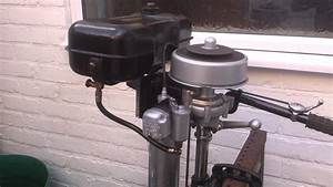 5hp British Seagull Silver Century Outboard