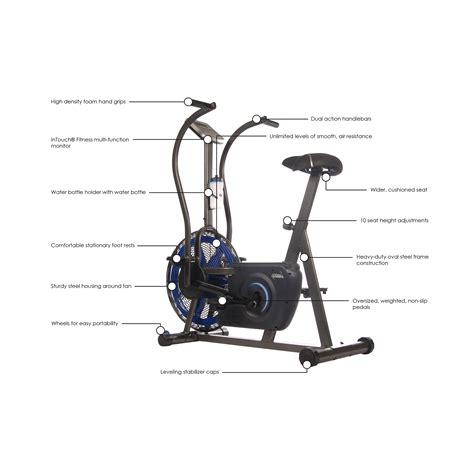 Stamina® Airgometer Exercise Bike   Stamina Products