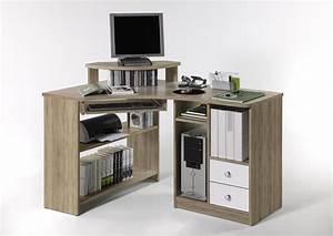 Sonoma Eiche : eckschreibtisch computertisch tanga von bega sonoma eiche ~ Eleganceandgraceweddings.com Haus und Dekorationen
