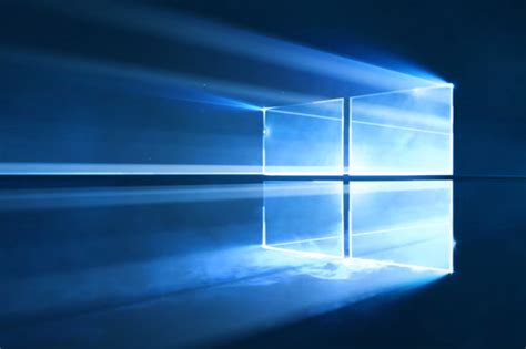 Wallpaper Windows 10 by Windows 10 S Futuristic Wallpaper Was Created With Lasers