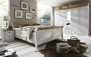 Antik Schlafzimmer Komplett : schlafzimmer weiss kiefer komplett massivholz m bel in goslar massivholz m bel in goslar ~ Markanthonyermac.com Haus und Dekorationen