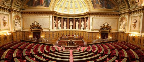 siege du senat moralisation de la vie publique le sénat en
