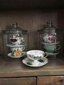 Tea, Cup, Display