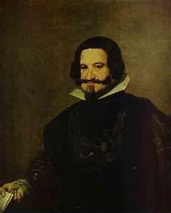 Portrait of Caspar de Guzman- Diego Velazquez Painting