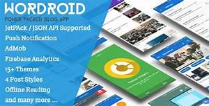 WorDroid V14 Full Native WordPress Blog App Free