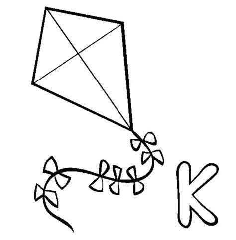kite drawing images  getdrawings