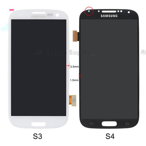 samsung galaxy s4 gt i9500 lcd screen and digitizer assembly etrade supply