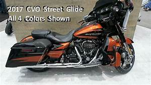 Cvo Street Glide : 2017 cvo street glide harley davidson colors and description what 39 s new youtube ~ Maxctalentgroup.com Avis de Voitures