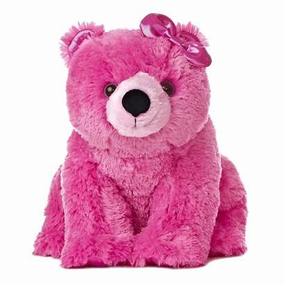 Pink Bear Polar Girlz Nation Stuffed Plush