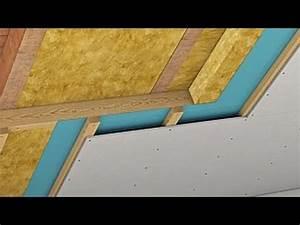 Fermacell Platte Brandschutz : dachgeschoss ausbau mit fermacell youtube ~ Watch28wear.com Haus und Dekorationen