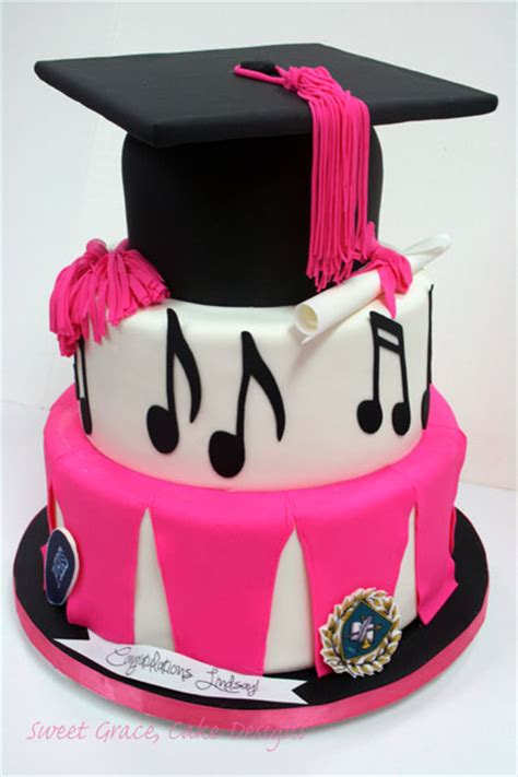 graduation cakes nj cheerleading custom cakes