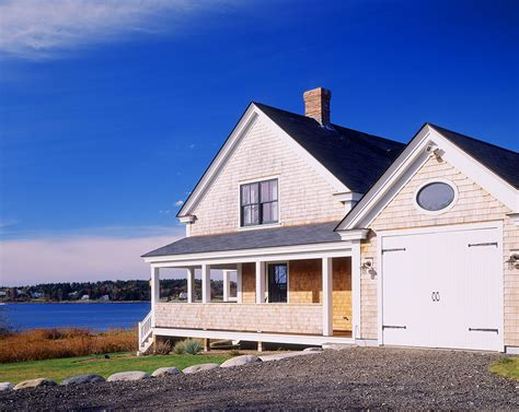 Coastal Cottage Houses And Barns Coastal Cottage