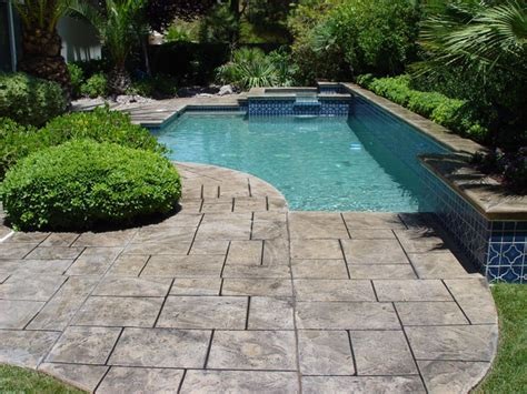 pool deck resurfacing options sundek of concrete pool deck resurfacing