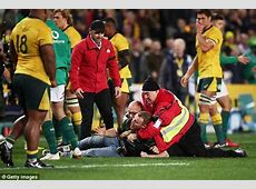 Wallabies loss to Ireland in the Lansdowne Cup pictures