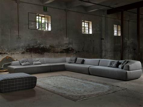 canapé de sede le canapé d 39 angle prend la place centrale dans votre salon