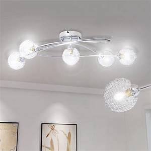 Taille Ampoule G9 : la boutique en ligne lampe de plafond avec grillage ~ Edinachiropracticcenter.com Idées de Décoration