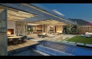 Modern home design a gold sydney australia saota for Villa home designs sydney