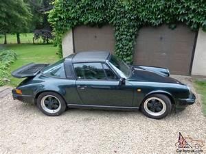 Porsche 911 3 2 : 1985 porsche 911 carrera 3 2 targa ~ Medecine-chirurgie-esthetiques.com Avis de Voitures