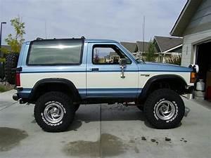 B2swiss U2019s 1989 Ford Bronco Ii   Bronco Ii Corral
