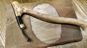 How to Make a Handle for Your Elbow Adze A Riving Home