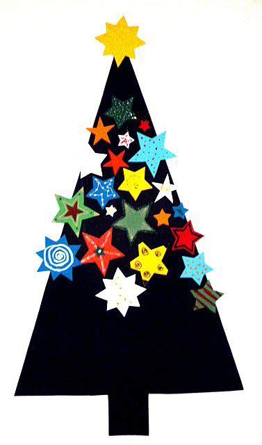 Fensterdeko Weihnachten Falten by Weihnachten Basteln Weihnachten Baum Sterne 2 Basteln