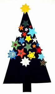 Basteln Winter Kinder : weihnachten basteln weihnachten baum sterne 2 basteln mit kindern pinterest ~ Frokenaadalensverden.com Haus und Dekorationen
