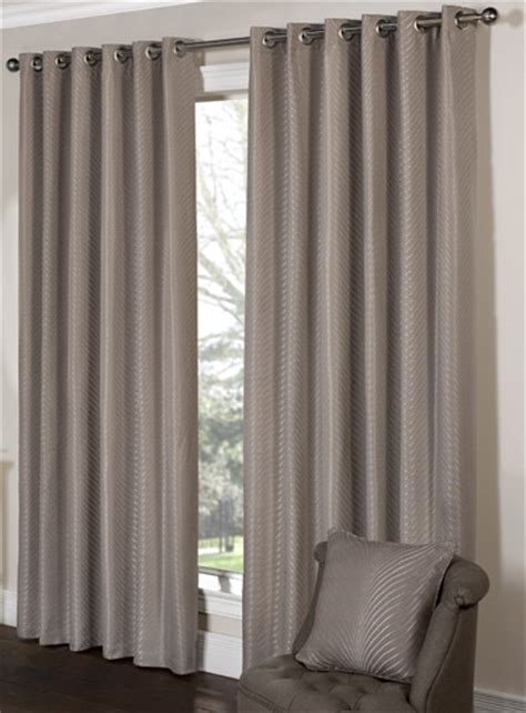 tibey taupe ready  eyelet curtains eyelet curtains