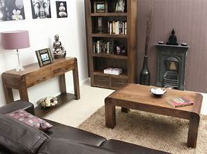 Strathmore solid walnut home furniture living room for Walnut furniture living room