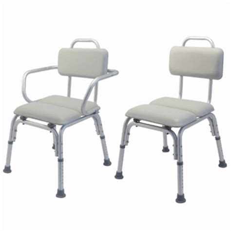 graham field lumex padded bath seat shower chair seat