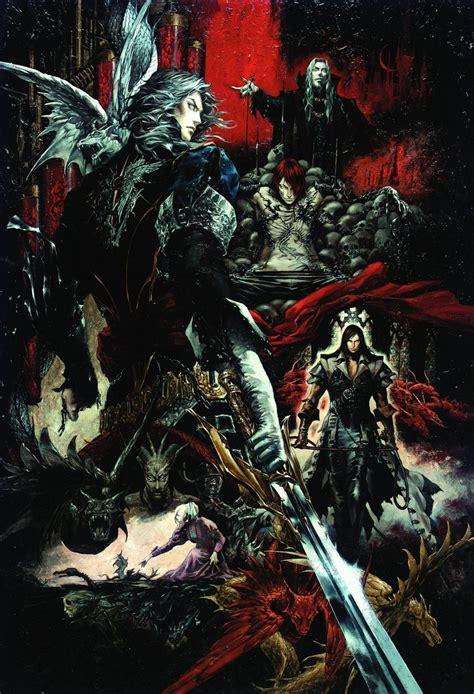 Castlevania Hector Curse Of Darkness Art