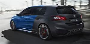 Peugeot 308 R Hybrid Could Become Flagship Peugeot Sport