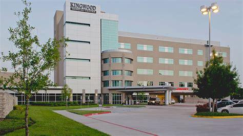 Kingwood Medical Center Vertical Expansion - Brasfield ...