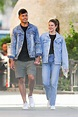 SHAILENE WOODLEY and Ben Volavola Out and About in New ...