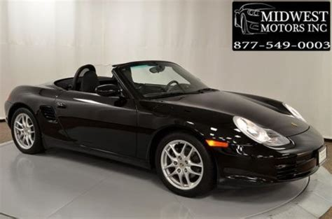 black porsche boxster 2002 sell used 2003 porsche boxster black one owner tiptronic