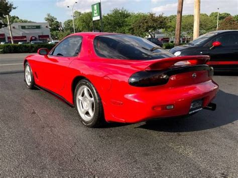 mazda rx  turbo dr hatchback manual  speed rwd