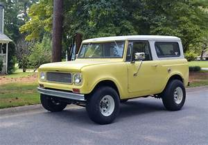 1969 International Harvester Scout 800 For Sale On Bat