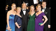 Jeff Bridges and his wife Susan Geston and their children ...