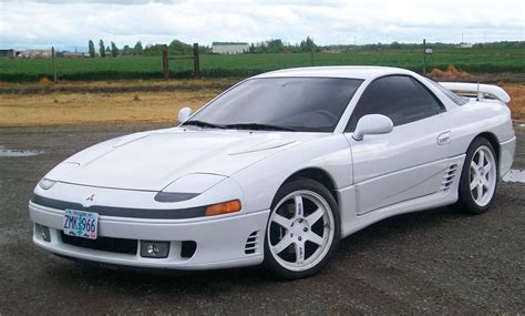 Mitsubishi 3000gt Vr4 Horsepower by 1990 1993 Mitsubishi 3000gt Vr 4 Looks Great 300
