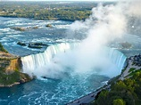 Packed Suitcase | niagara-falls-horseshoe-falls-from-above