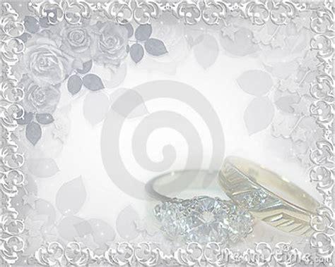 wedding invitation rings royalty  stock images image