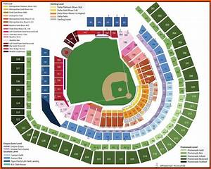 New York Mets Seating Chart With Seat Views Tickpick