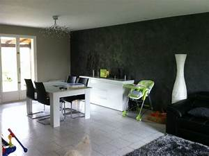 awesome idee de deco salon gallery awesome interior home With decoration salle a manger design pour deco cuisine