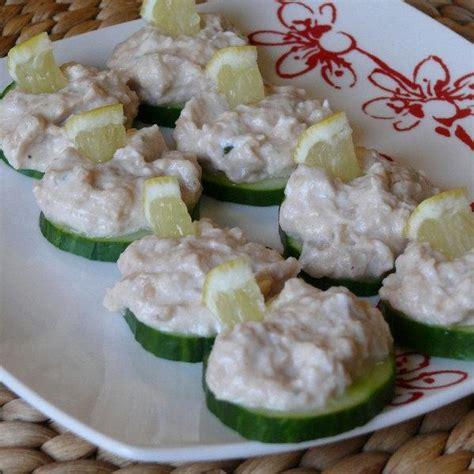 recettes canap originaux recette de canapés d 39 apéritif sur lits de courgettes
