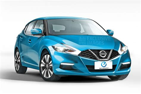 Nissan Leaf To Get Sharp New Look And Range Boost Auto